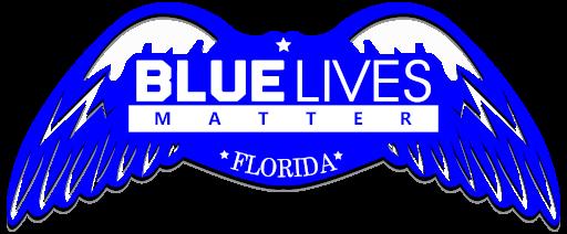 Blue Lives Matter - Florida